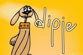 Dipje - Jij is Liefkaartje